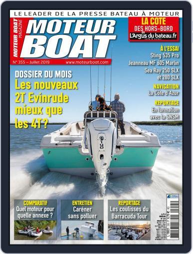 Moteur Boat July 1st, 2019 Digital Back Issue Cover