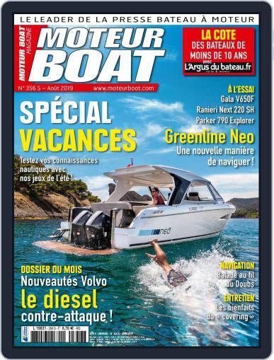 Moteur Boat August 1st, 2019 Digital Back Issue Cover