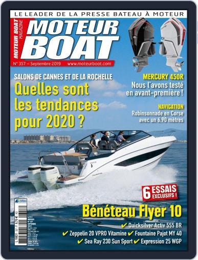 Moteur Boat September 1st, 2019 Digital Back Issue Cover