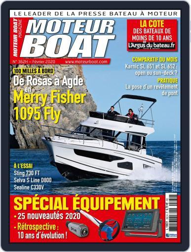 Moteur Boat February 1st, 2020 Digital Back Issue Cover