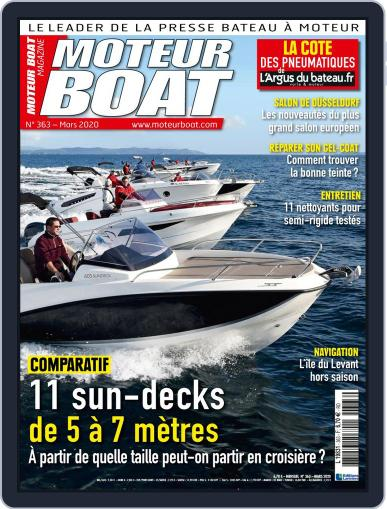 Moteur Boat March 1st, 2020 Digital Back Issue Cover