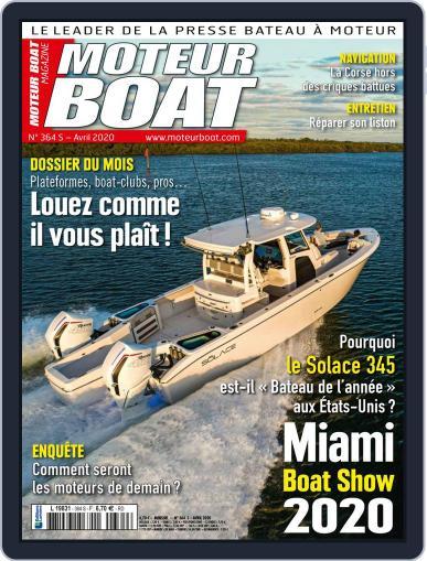 Moteur Boat April 1st, 2020 Digital Back Issue Cover