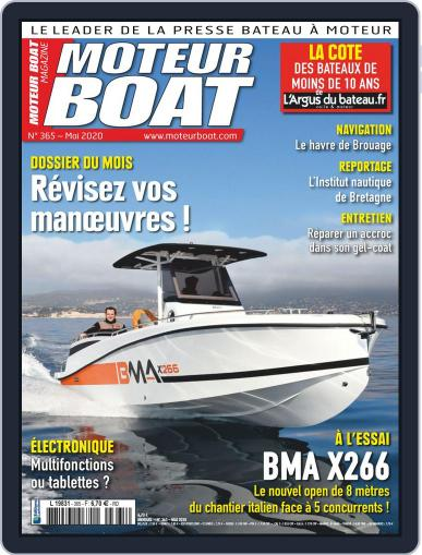 Moteur Boat May 1st, 2020 Digital Back Issue Cover