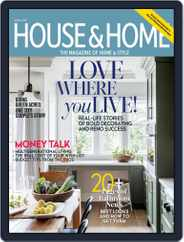 House & Home (Digital) Subscription June 1st, 2019 Issue