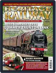 Heritage Railway (Digital) Subscription May 10th, 2019 Issue