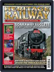 Heritage Railway (Digital) Subscription September 1st, 2019 Issue