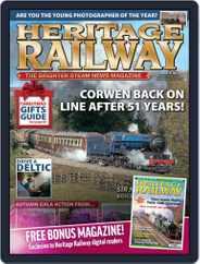 Heritage Railway (Digital) Subscription November 22nd, 2019 Issue