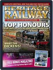 Heritage Railway (Digital) Subscription December 20th, 2019 Issue