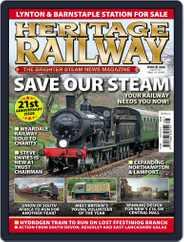 Heritage Railway (Digital) Subscription April 1st, 2020 Issue