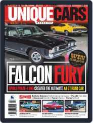 Unique Cars Australia (Digital) Subscription September 1st, 2019 Issue