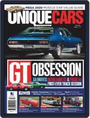 Unique Cars Australia (Digital) Subscription January 1st, 2020 Issue