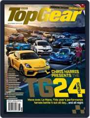 BBC Top Gear (digital) Subscription November 1st, 2019 Issue