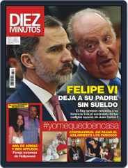 Diez Minutos (Digital) Subscription March 25th, 2020 Issue