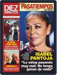 Diez Minutos (Digital) Subscription April 15th, 2020 Issue