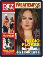 Diez Minutos (Digital) Subscription April 22nd, 2020 Issue
