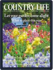 Country Life (Digital) Subscription March 25th, 2020 Issue