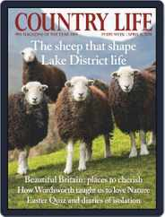 Country Life (Digital) Subscription April 8th, 2020 Issue