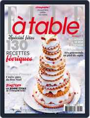 ELLE à Table (Digital) Subscription November 12th, 2013 Issue