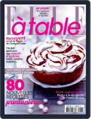 ELLE à Table (Digital) Subscription March 3rd, 2014 Issue