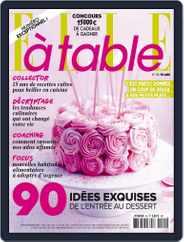 ELLE à Table (Digital) Subscription April 30th, 2014 Issue