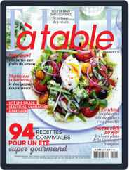 ELLE à Table (Digital) Subscription July 1st, 2014 Issue