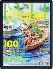 ELLE à Table (Digital) Subscription September 2nd, 2014 Issue