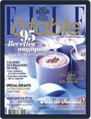 ELLE à Table (Digital) Subscription November 11th, 2014 Issue