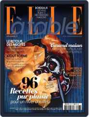 ELLE à Table (Digital) Subscription January 5th, 2015 Issue