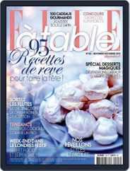 ELLE à Table (Digital) Subscription November 10th, 2015 Issue