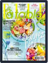 ELLE à Table (Digital) Subscription July 1st, 2016 Issue