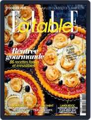ELLE à Table (Digital) Subscription August 1st, 2017 Issue