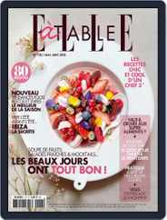 ELLE à Table (Digital) Subscription May 1st, 2018 Issue