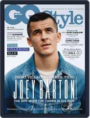 GQ Style United Kingdom (Digital) Subscription September 12th, 2012 Issue