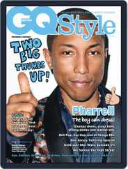 GQ Style United Kingdom (Digital) Subscription September 11th, 2013 Issue