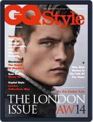 GQ Style United Kingdom (Digital) Subscription September 11th, 2014 Issue