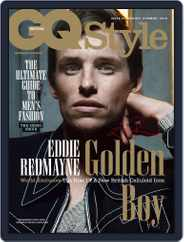 GQ Style United Kingdom (Digital) Subscription March 18th, 2015 Issue