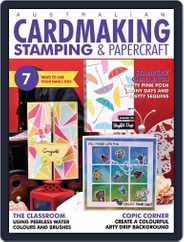 Cardmaking Stamping & Papercraft (Digital) Subscription January 1st, 2017 Issue
