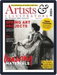 Artists & Illustrators (Digital) Subscription March 1st, 2019 Issue