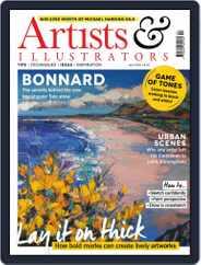 Artists & Illustrators (Digital) Subscription April 1st, 2019 Issue
