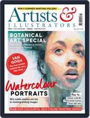 Artists & Illustrators (Digital) Subscription May 1st, 2019 Issue