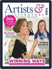 Artists & Illustrators (Digital) Subscription June 1st, 2019 Issue