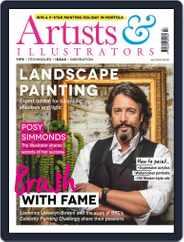 Artists & Illustrators (Digital) Subscription July 1st, 2019 Issue