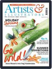 Artists & Illustrators (Digital) Subscription August 1st, 2019 Issue