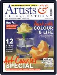 Artists & Illustrators (Digital) Subscription September 1st, 2019 Issue