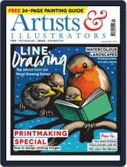 Artists & Illustrators (Digital) Subscription January 1st, 2020 Issue