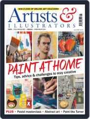 Artists & Illustrators (Digital) Subscription June 1st, 2020 Issue