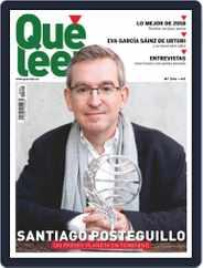 Que Leer (Digital) Subscription December 1st, 2018 Issue