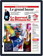 Le Journal du dimanche (Digital) Subscription July 26th, 2015 Issue