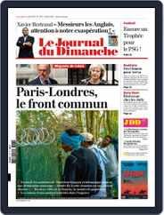 Le Journal du dimanche (Digital) Subscription August 2nd, 2015 Issue