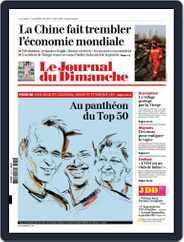 Le Journal du dimanche (Digital) Subscription August 16th, 2015 Issue